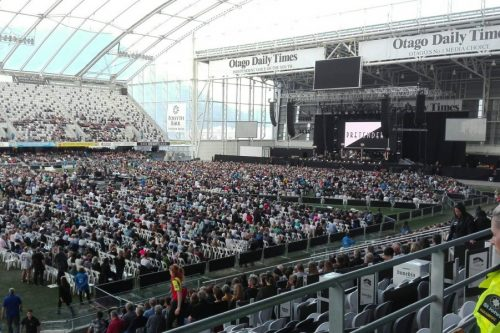 Forsyth Bar Stadium Dunedin