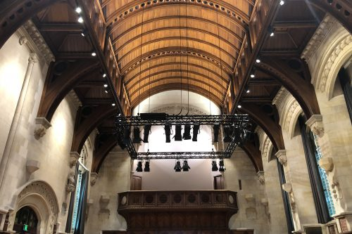 The Great Hall – Christchurch Arts Centre